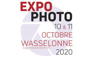 l'Expo-Photo du Club 10 et 11 Octobre 2020