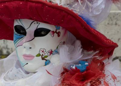 Carnaval Rosheim Rouges blancs bleus