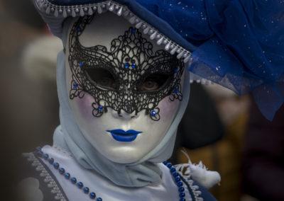 Carnaval Rosheim yeux bleus