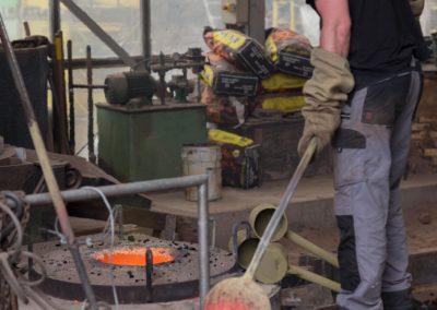 La fonderie de cloches