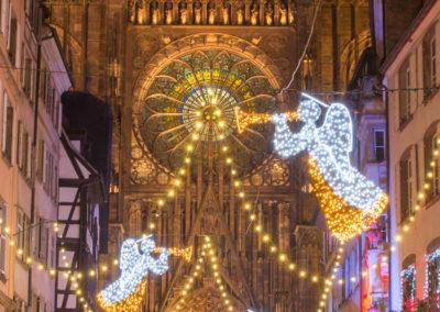 Les anges de Strasbourg